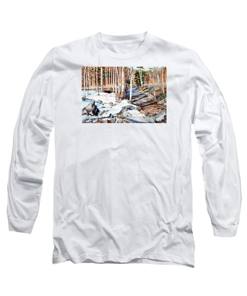 Start Of The Journey Long Sleeve T-Shirt