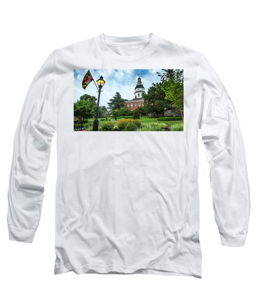 State Capitol Long Sleeve T-Shirt