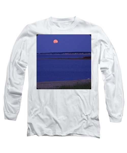 Stawberry Moon Long Sleeve T-Shirt