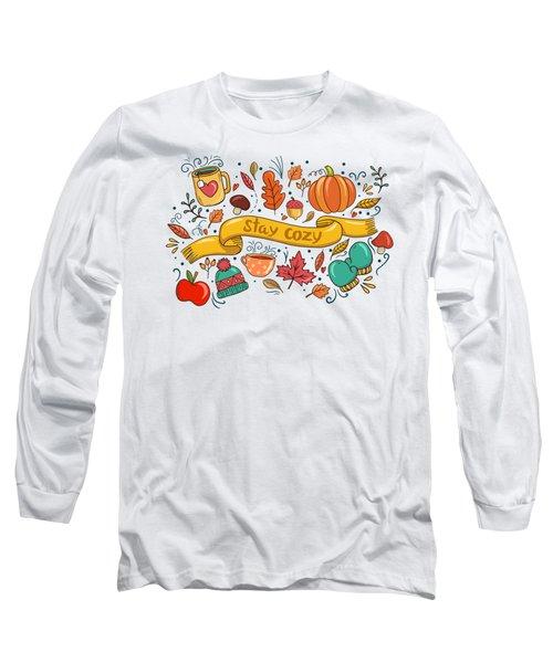Stay Cozy Long Sleeve T-Shirt