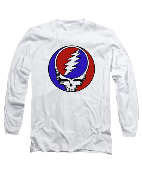 Steal Your Face Long Sleeve T-Shirt