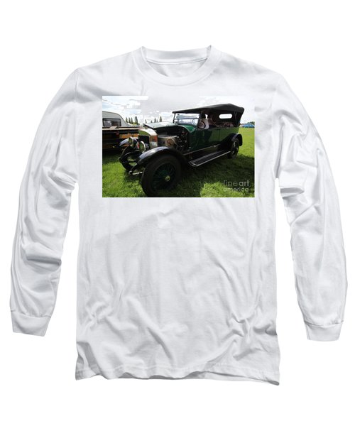 Steam Car Long Sleeve T-Shirt