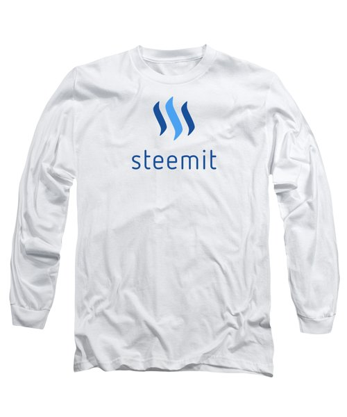 Steemit Long Sleeve T-Shirt