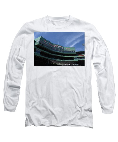 Steeped In History Long Sleeve T-Shirt