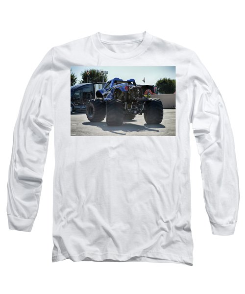 Long Sleeve T-Shirt featuring the photograph Steer Me by Bill Dutting