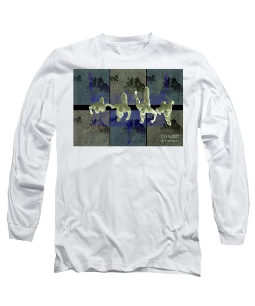 Step Into The Vortex Long Sleeve T-Shirt