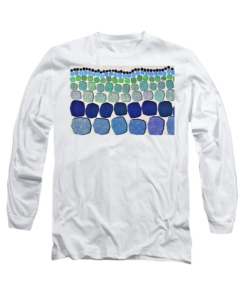 Stepping Stones No. 31-1 Long Sleeve T-Shirt