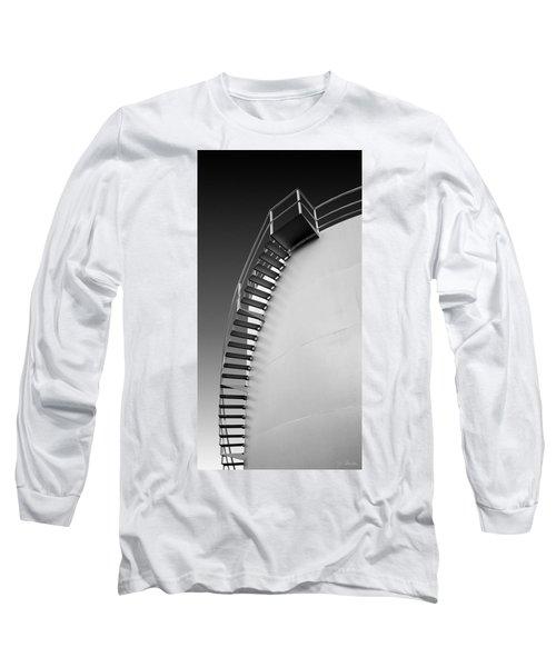 Stepping Up Long Sleeve T-Shirt by Joe Bonita