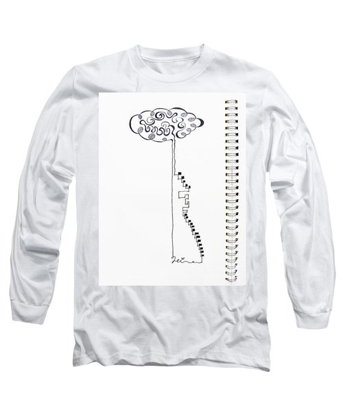 Steps To The Clouds Long Sleeve T-Shirt
