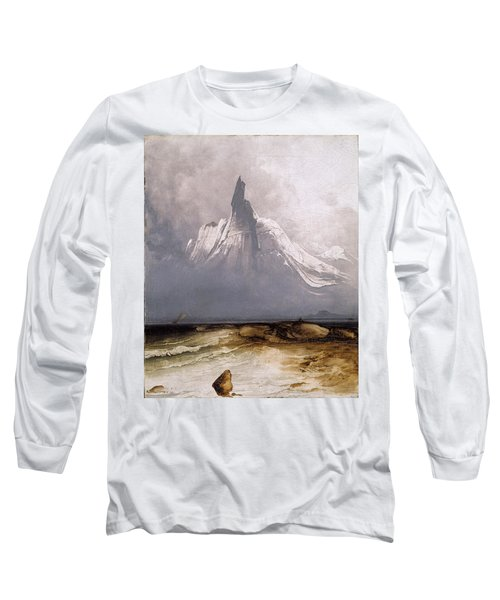 Stetind In Fog Long Sleeve T-Shirt