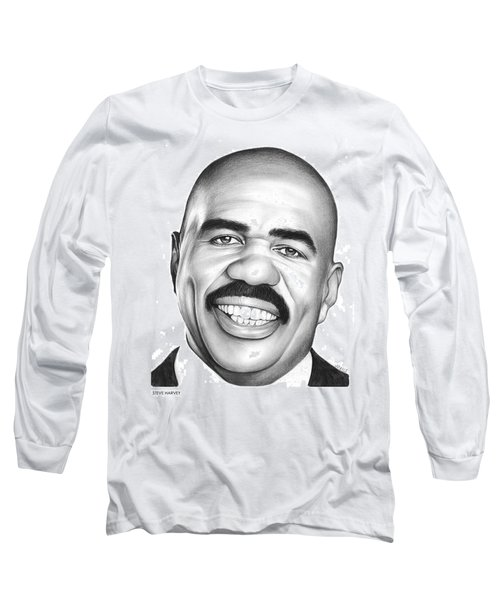 Steve Harvey Long Sleeve T-Shirt
