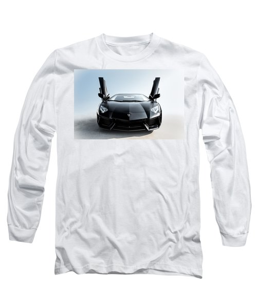 Stick 'em Up Long Sleeve T-Shirt by Douglas Pittman