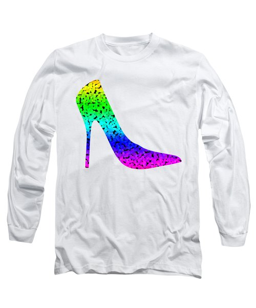 Stiletto  Long Sleeve T-Shirt by Roger Lighterness