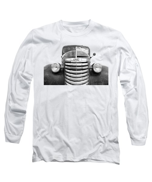Still Going Strong - Black And White Long Sleeve T-Shirt