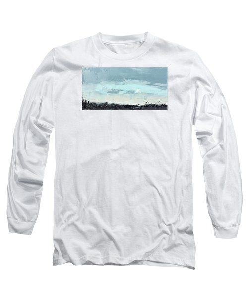 Still. In The Midst Long Sleeve T-Shirt by Nathan Rhoads