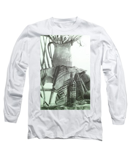 Still Life Long Sleeve T-Shirt by Roro Rop