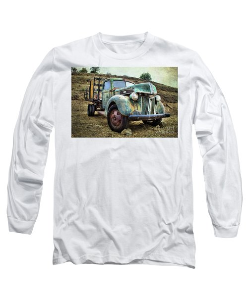 Still Truckin' Long Sleeve T-Shirt