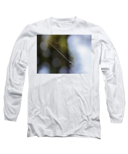 Still Vibration Long Sleeve T-Shirt by Rhys Arithson