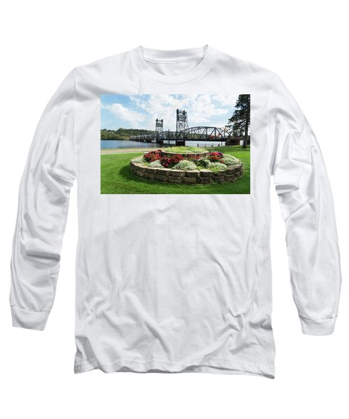 Stillwater And The Mississippi Long Sleeve T-Shirt