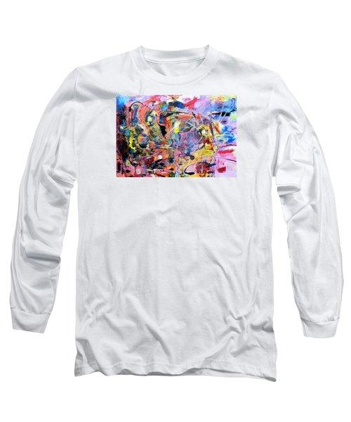 Stimuli Long Sleeve T-Shirt