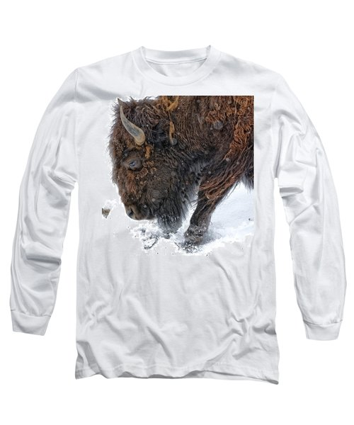Stomp Long Sleeve T-Shirt