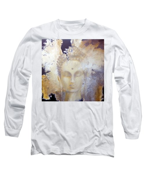 Stone Buddha Long Sleeve T-Shirt