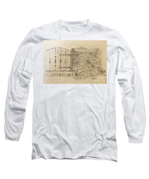 Stone Gate Long Sleeve T-Shirt