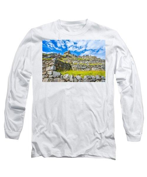 Stone Walls Long Sleeve T-Shirt