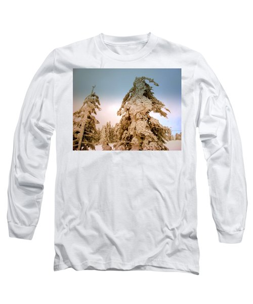 Stopped Wind Long Sleeve T-Shirt
