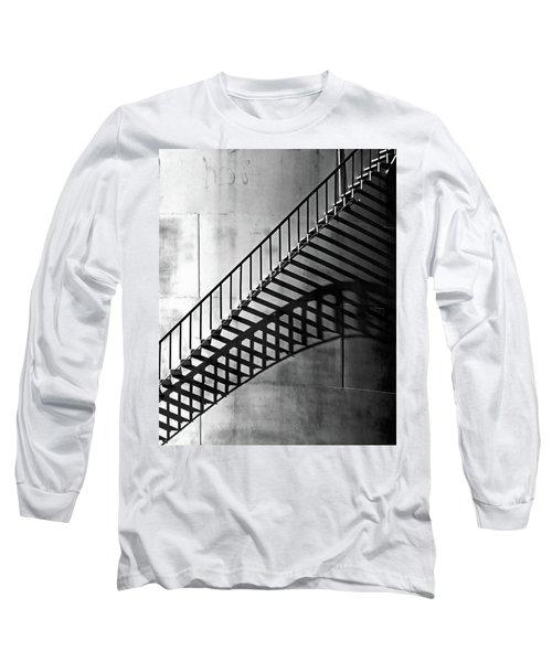Storage Stairway Long Sleeve T-Shirt by Christopher McKenzie