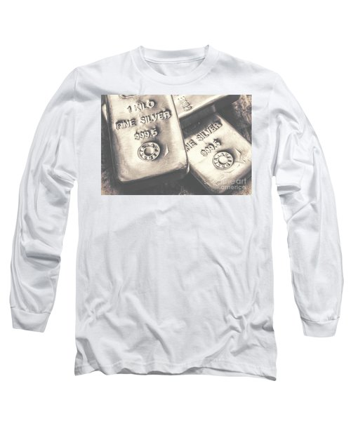Store Of Wealth Long Sleeve T-Shirt