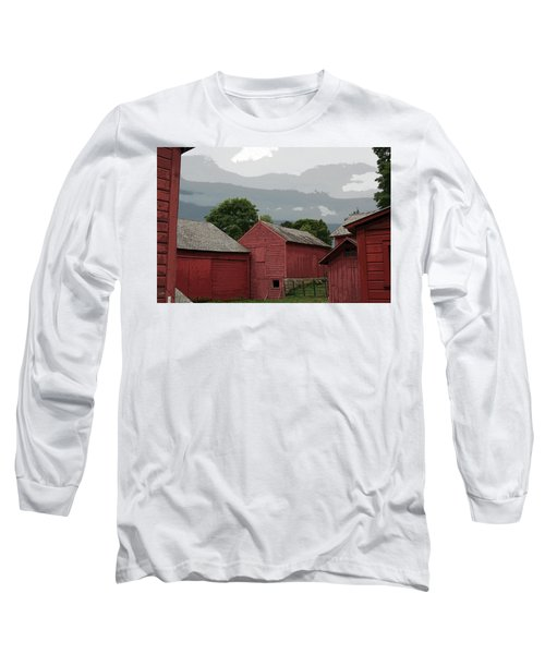 Storm Brewing Long Sleeve T-Shirt