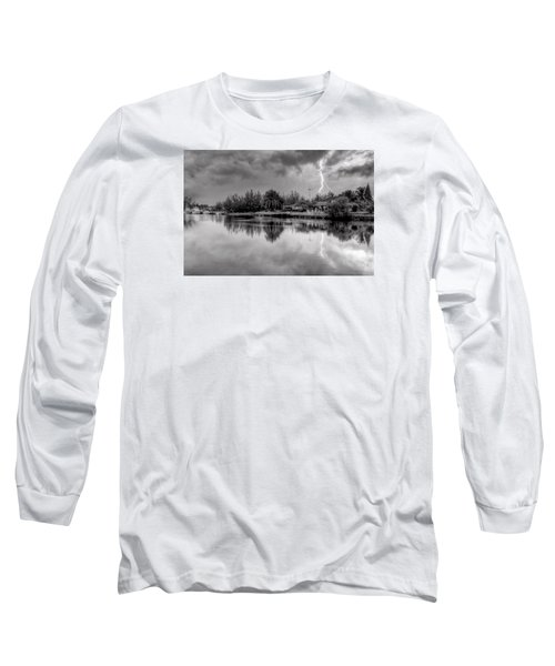 Storm In Paradise Long Sleeve T-Shirt