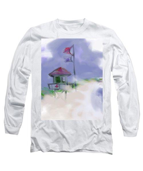 Storm Warning Long Sleeve T-Shirt