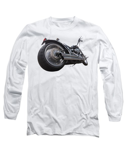 Storming Harley Long Sleeve T-Shirt