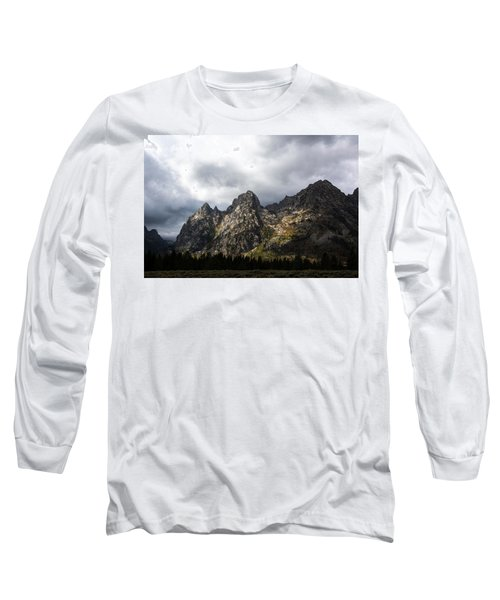 Long Sleeve T-Shirt featuring the photograph Storming Light by Colleen Coccia