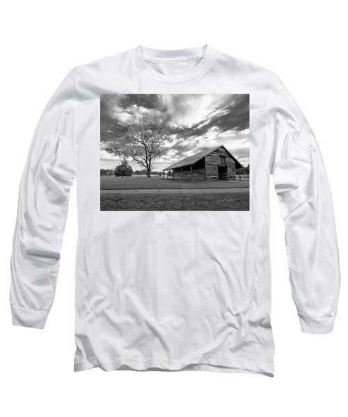 Long Sleeve T-Shirt featuring the photograph Stormy Weather by George Randy Bass