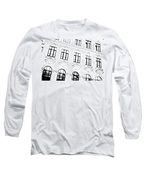 St.petersburg  #7804 Long Sleeve T-Shirt by Andrey Godyaykin