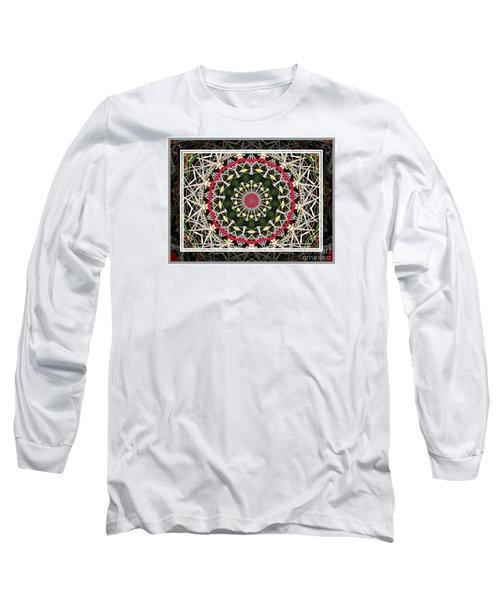 Straw Wreath Long Sleeve T-Shirt