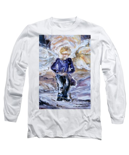 Street Angel Long Sleeve T-Shirt