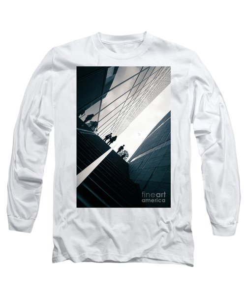 Street Photography Tokyo Long Sleeve T-Shirt
