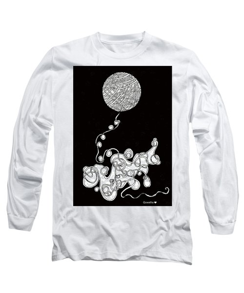 String Energy 1 Long Sleeve T-Shirt