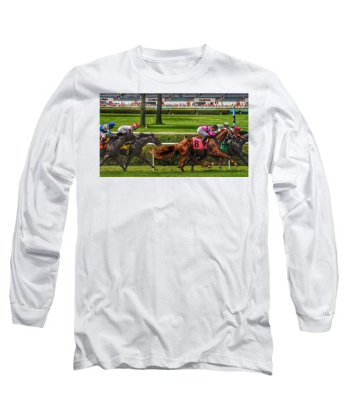 Striving Long Sleeve T-Shirt