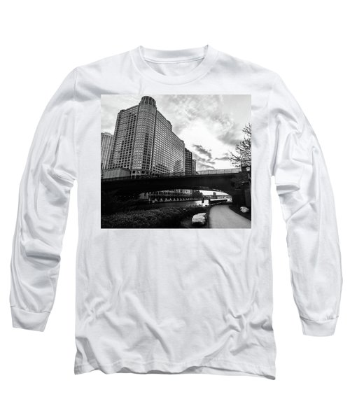 Strolling In The Chi Long Sleeve T-Shirt