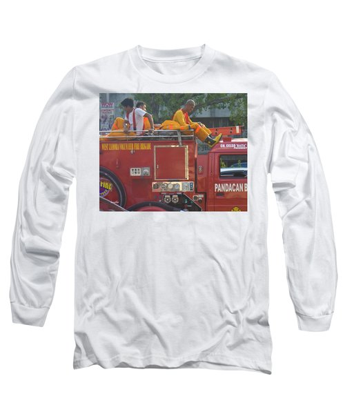 Stuck In Traffic Long Sleeve T-Shirt