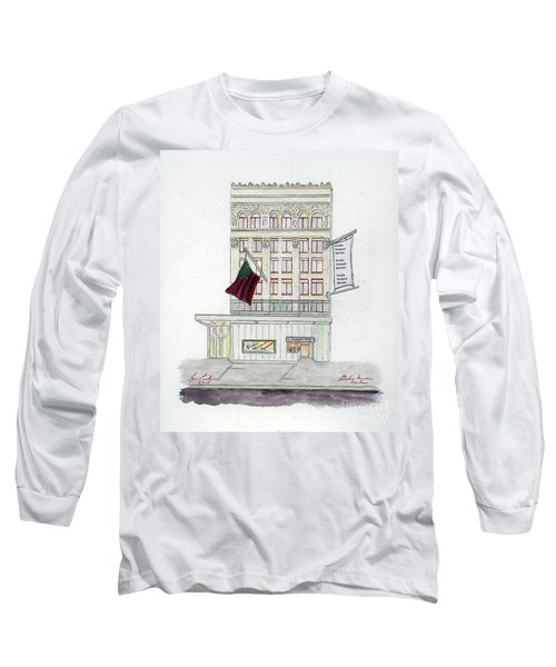 Studio Museum In Harlem Long Sleeve T-Shirt