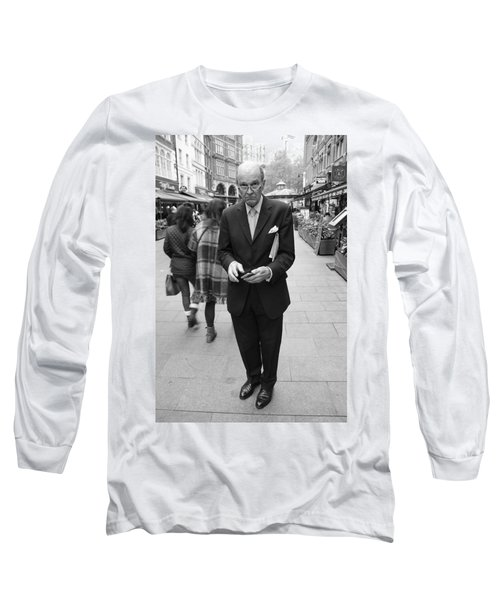 Studious Long Sleeve T-Shirt