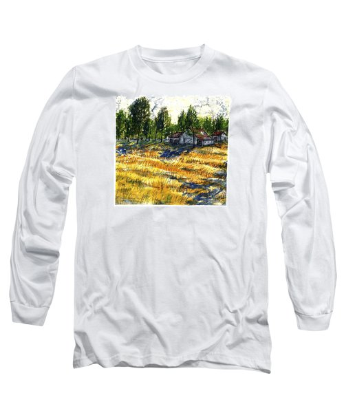 Suber Road Barns Long Sleeve T-Shirt