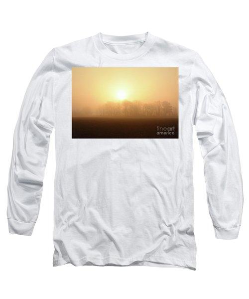 Subtle Sunrise Long Sleeve T-Shirt