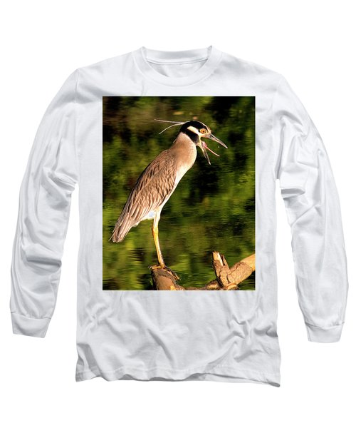 Long Sleeve T-Shirt featuring the photograph Success by Jean Noren